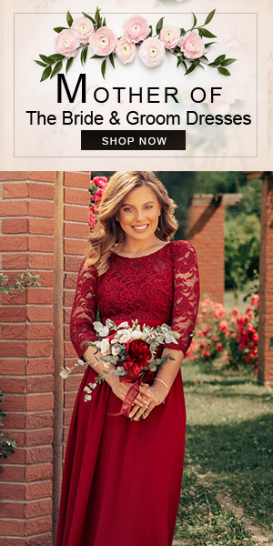 find a mother of bride dress that make you feel beautiful on us