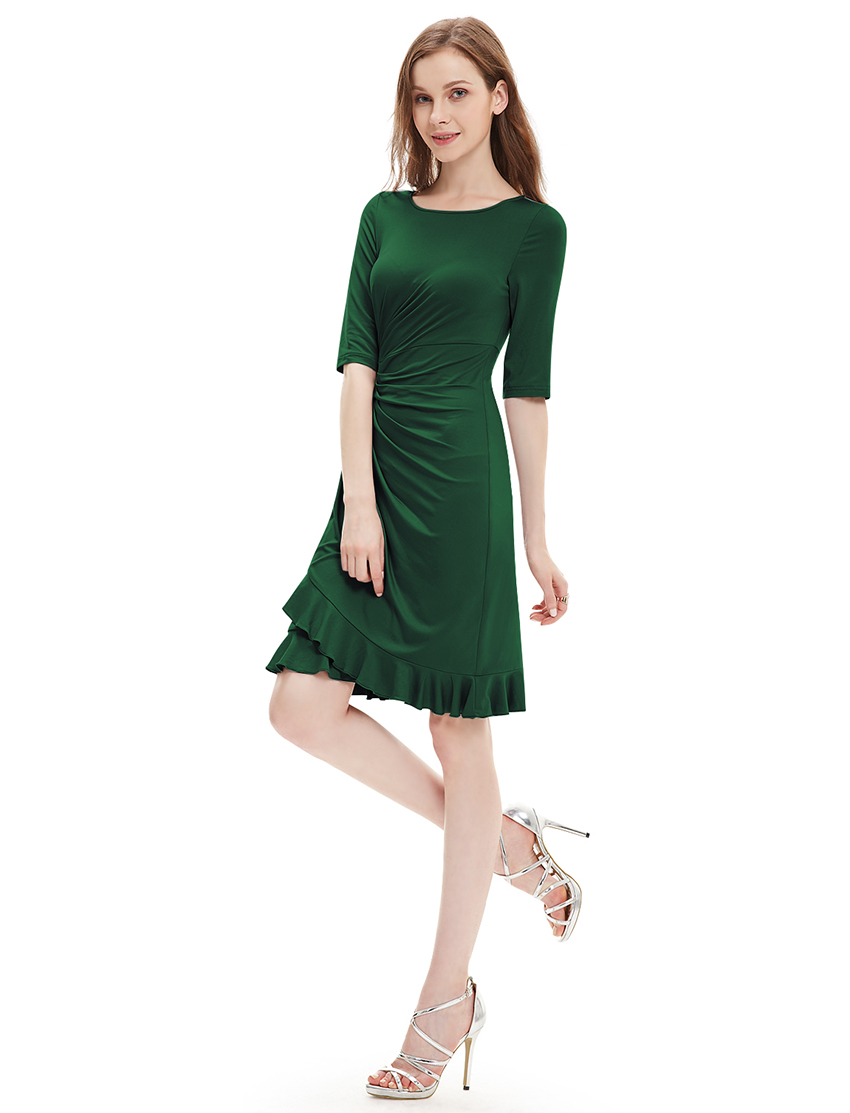 Alisa Pan Short Cocktail Party Dresses for Pregnant Women Casual ...