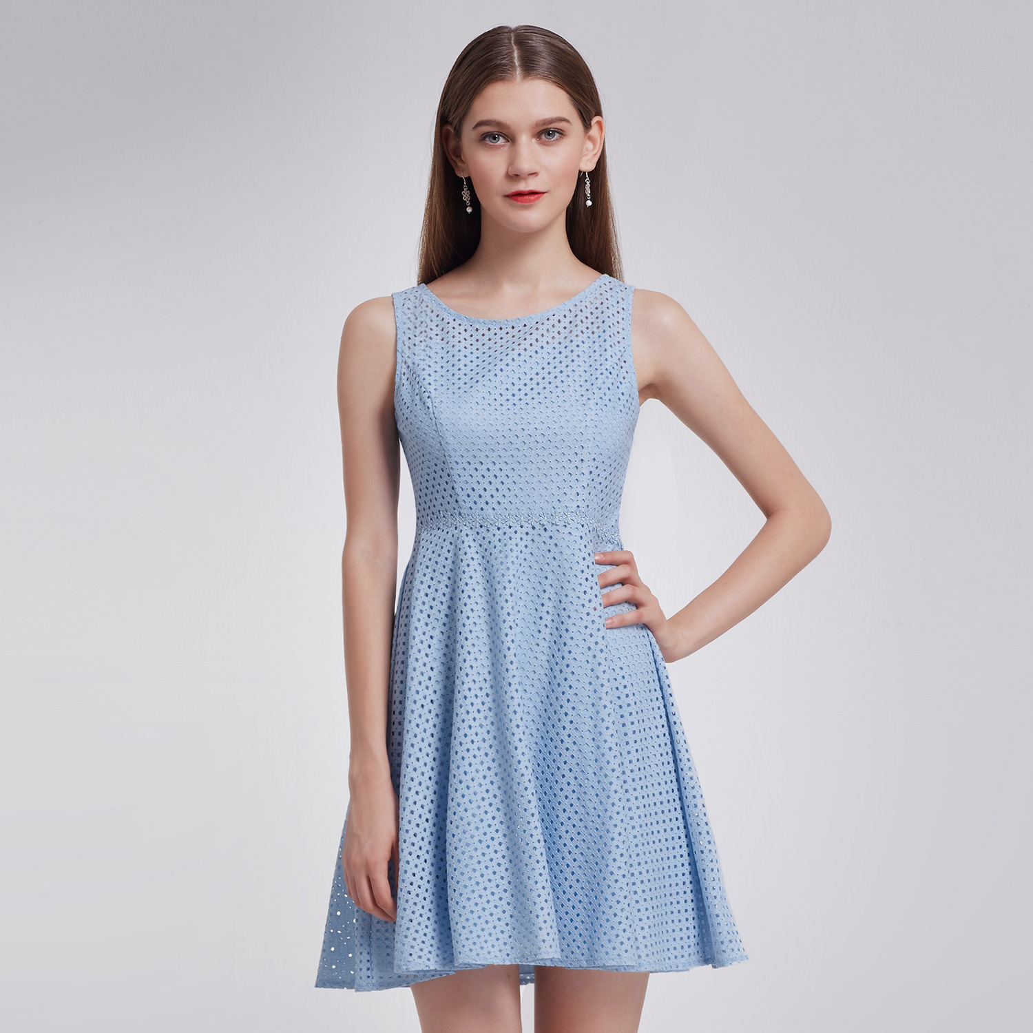 Colorful Casual Party Dresses Component - All Wedding Dresses ...