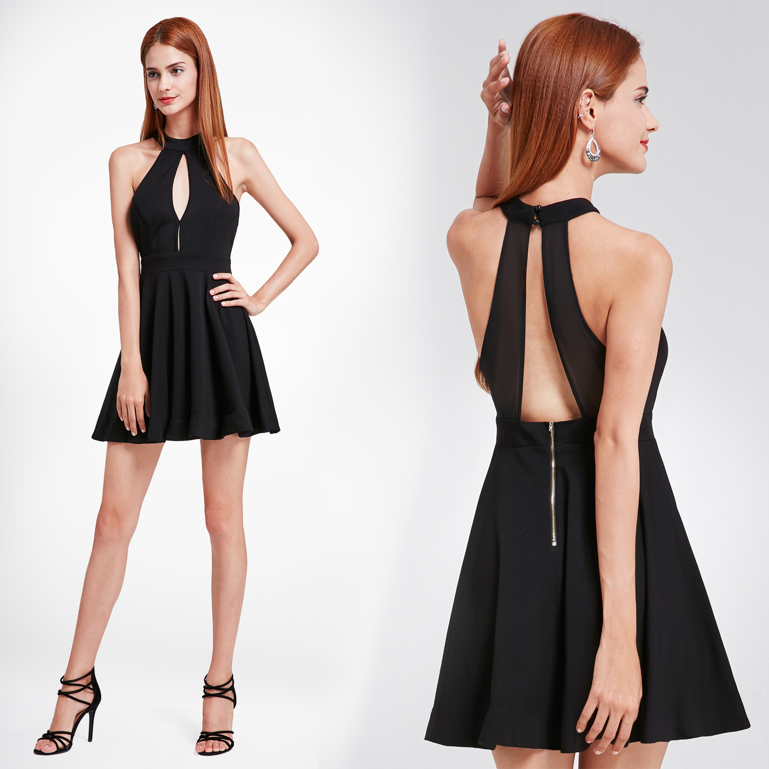 Short Clubwear Night Out Casual Dresses Little Black Dress ...