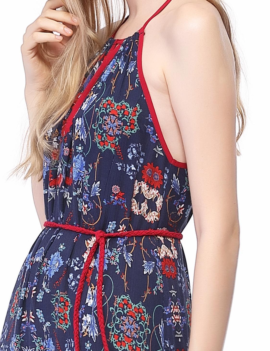 Alisa-Pan-Women-039-s-Evening-Dresses-Floral-Split-Long-Summer-Maxi-Dresses-07075