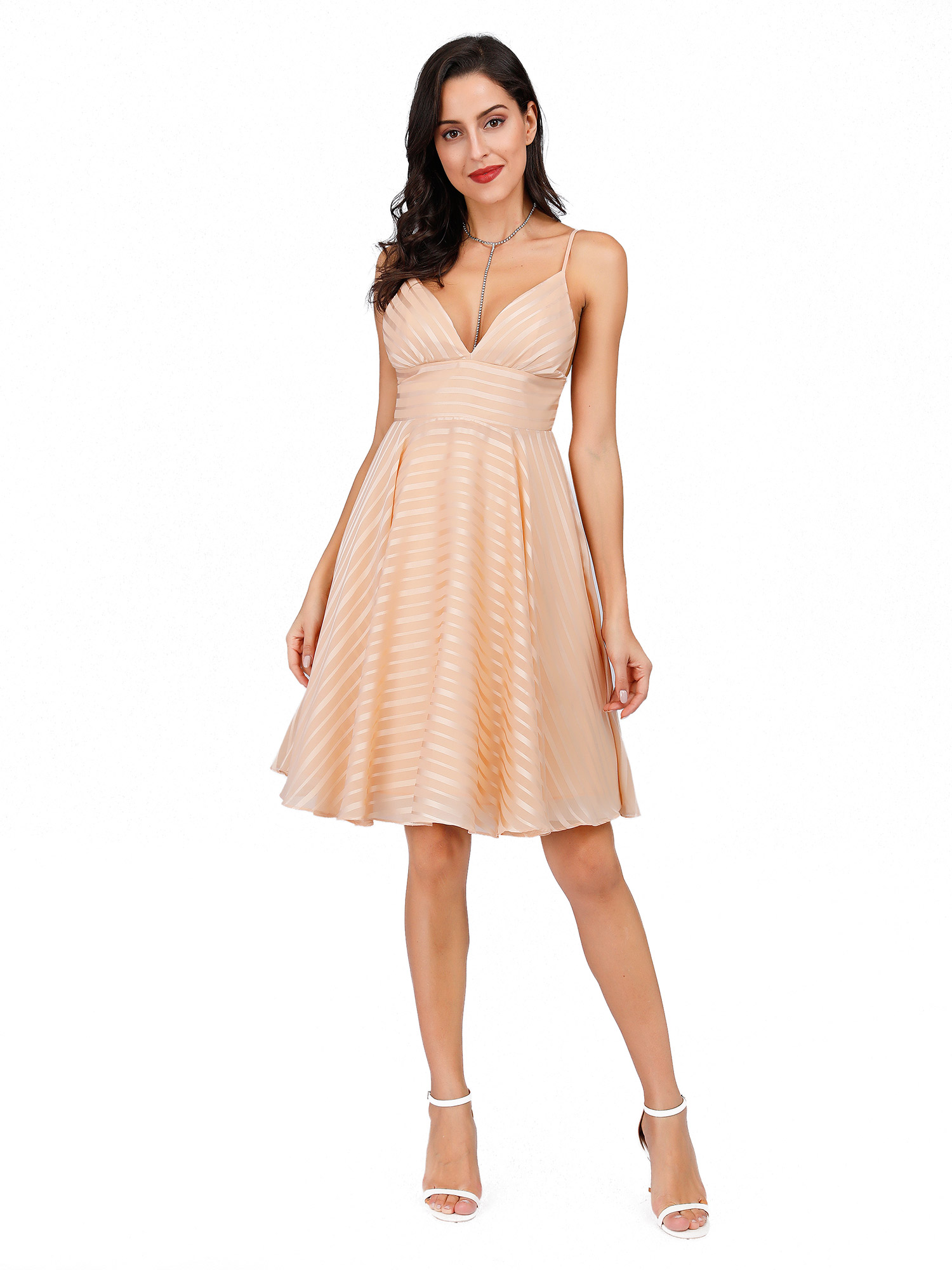 bd6122c5204 Ever-pretty US Short V-neck Cocktail Party Dresses Homecoming ...
