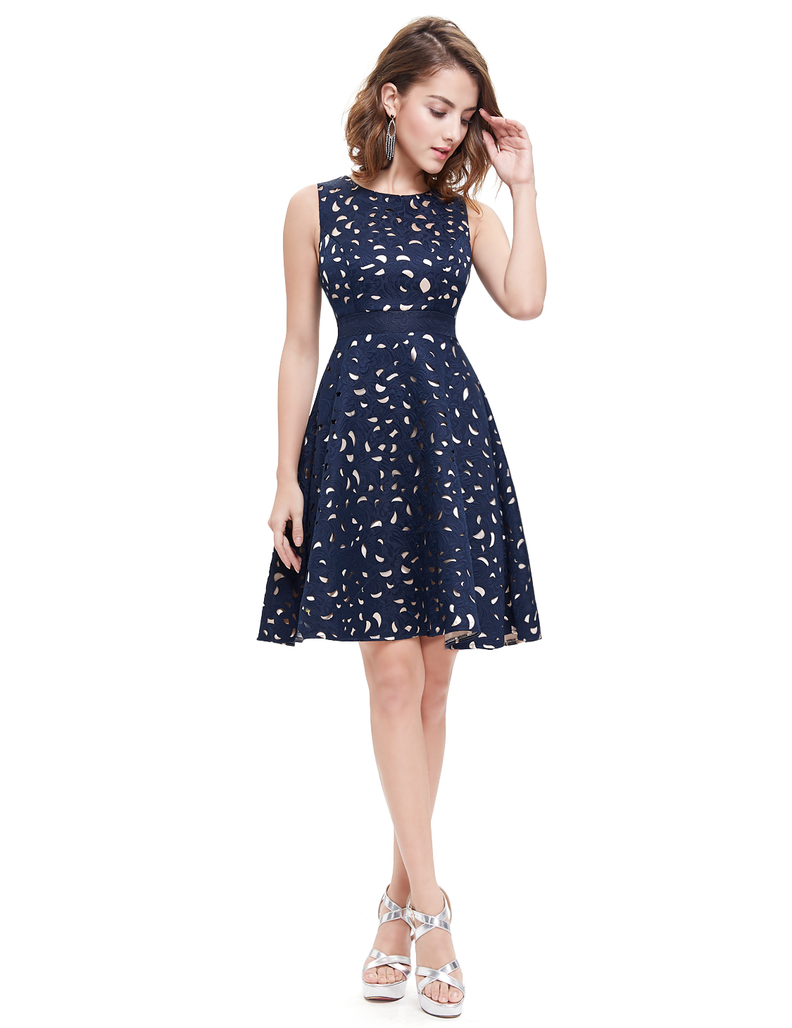 Womens Cocktail Party Homecoming Prom Office Lady Dresses 05432 Ever ...