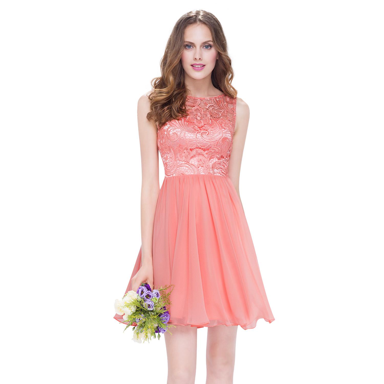 Ever Pretty Short Bridesmaid Evening Formal Dresses Party