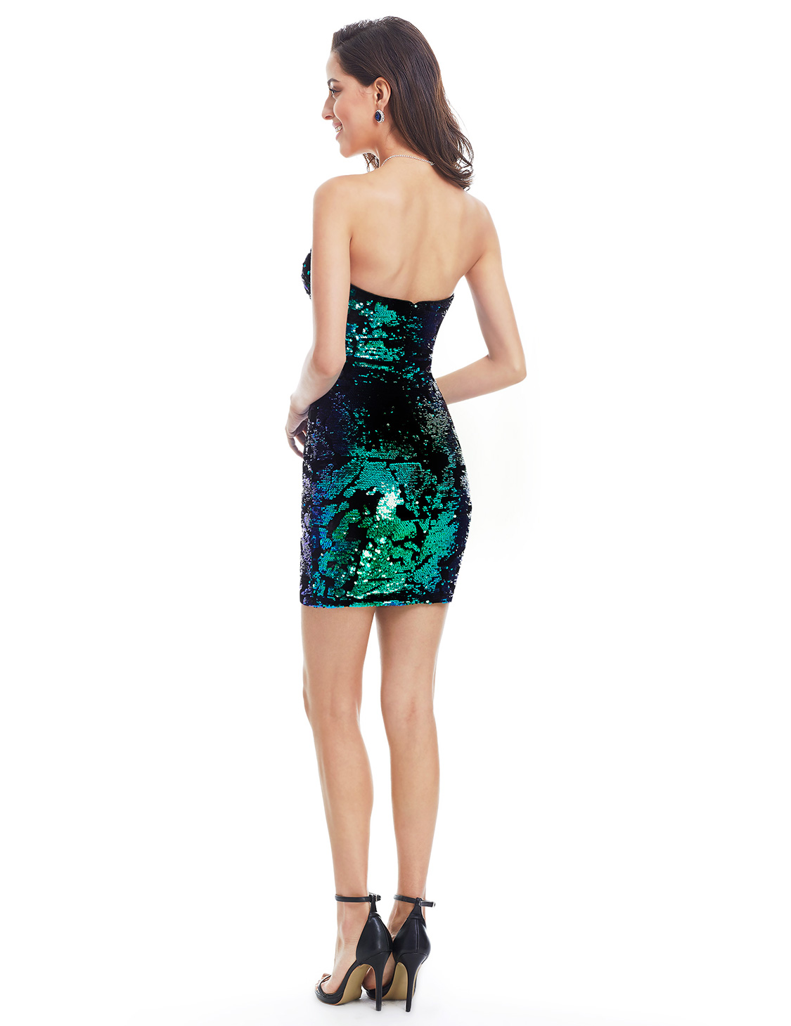 Ever-Pretty-Women-039-s-Sequins-Clubwear-Strapless-Sheath-Bodycon-Party-Dress-05823