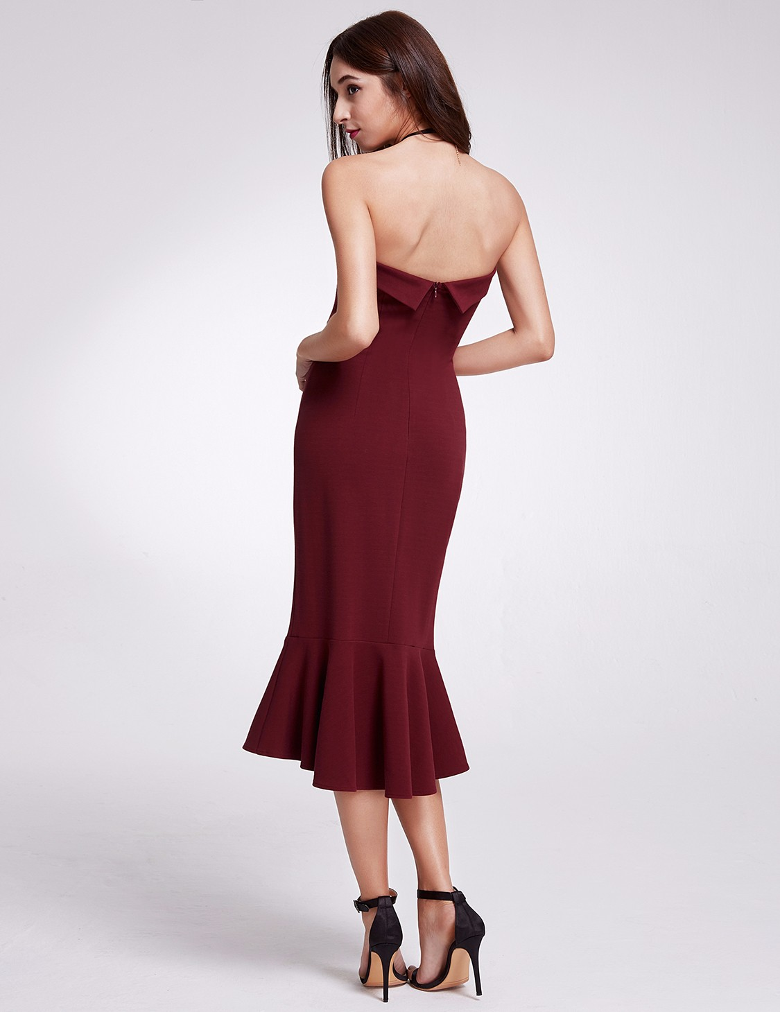 Ever-pretty Short Off Shoulder Evening Party Ball Cocktail Prom Gown ...