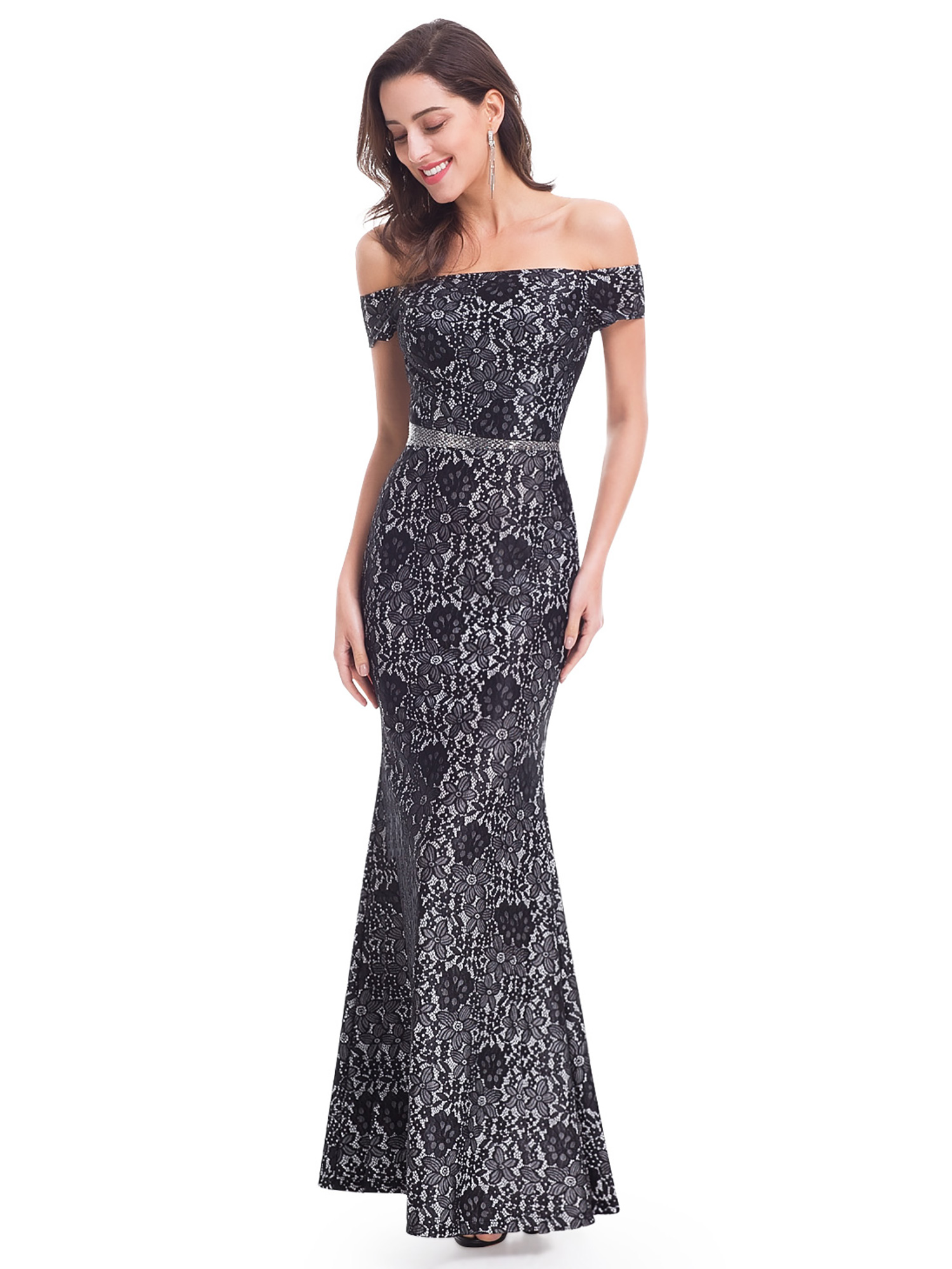 Ever-Pretty-Long-Evening-Formal-Gown-Lace-Bodycon-Off-Shoulder-Prom-Dress-07045