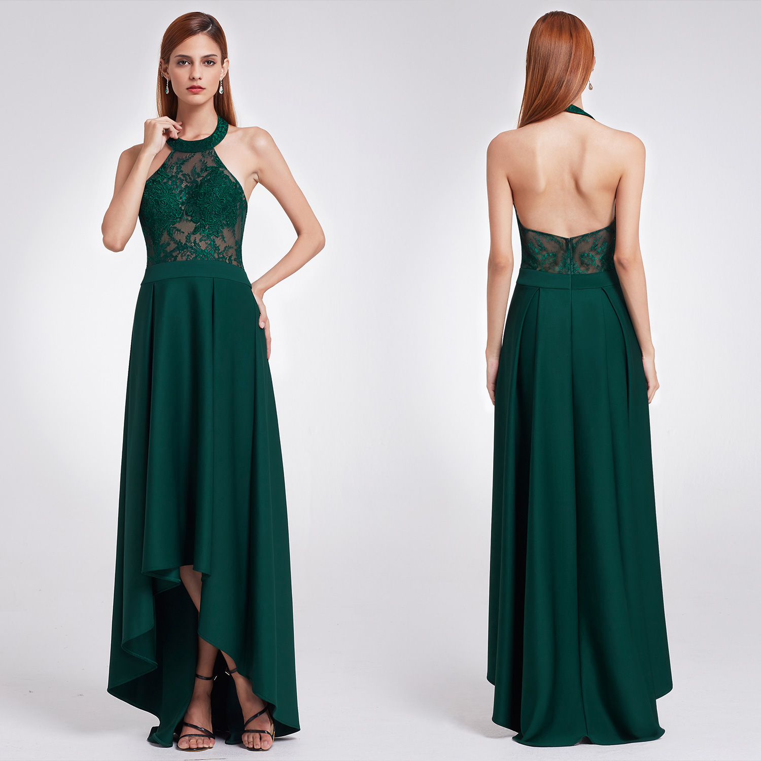 Ever-Pretty Green Party Dresses New Women Formal Evening Prom ...