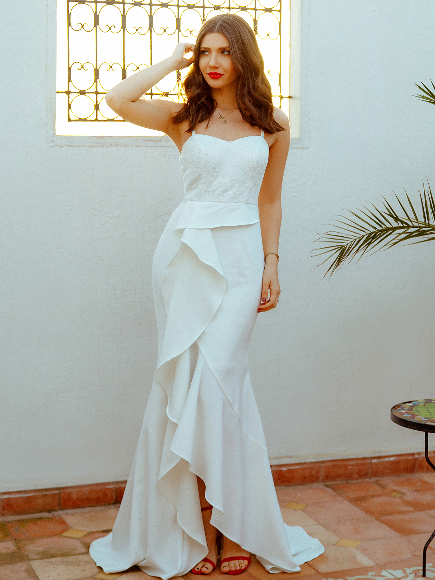 Ever-pretty UK Women Evening Cocktail Prom Gown Bridesmaid Wedding ...