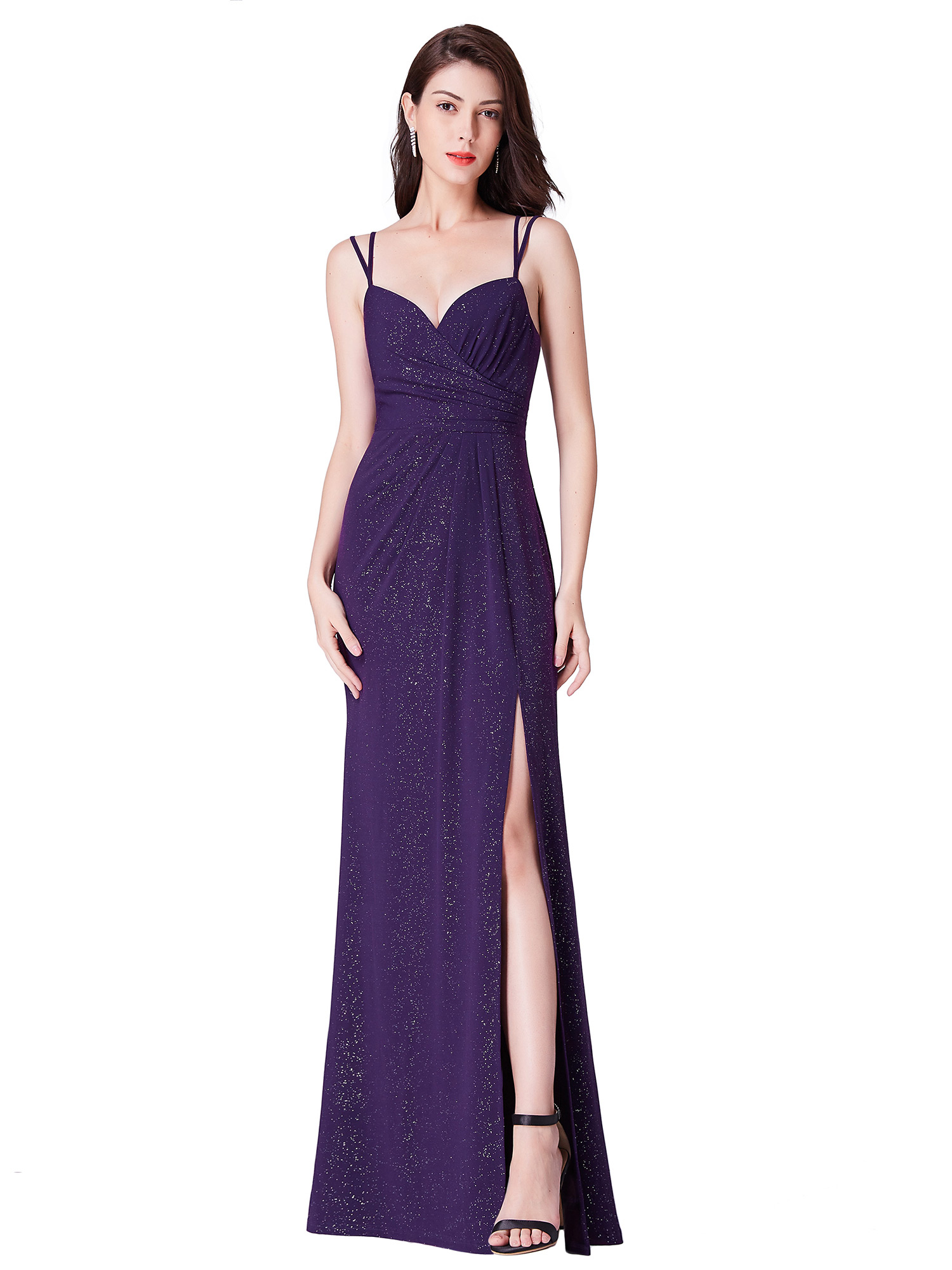 Ever-Pretty-US-Split-Homecoming-Formal-Evening-Party-Dresses-Cocktail-Prom-Gown thumbnail 9
