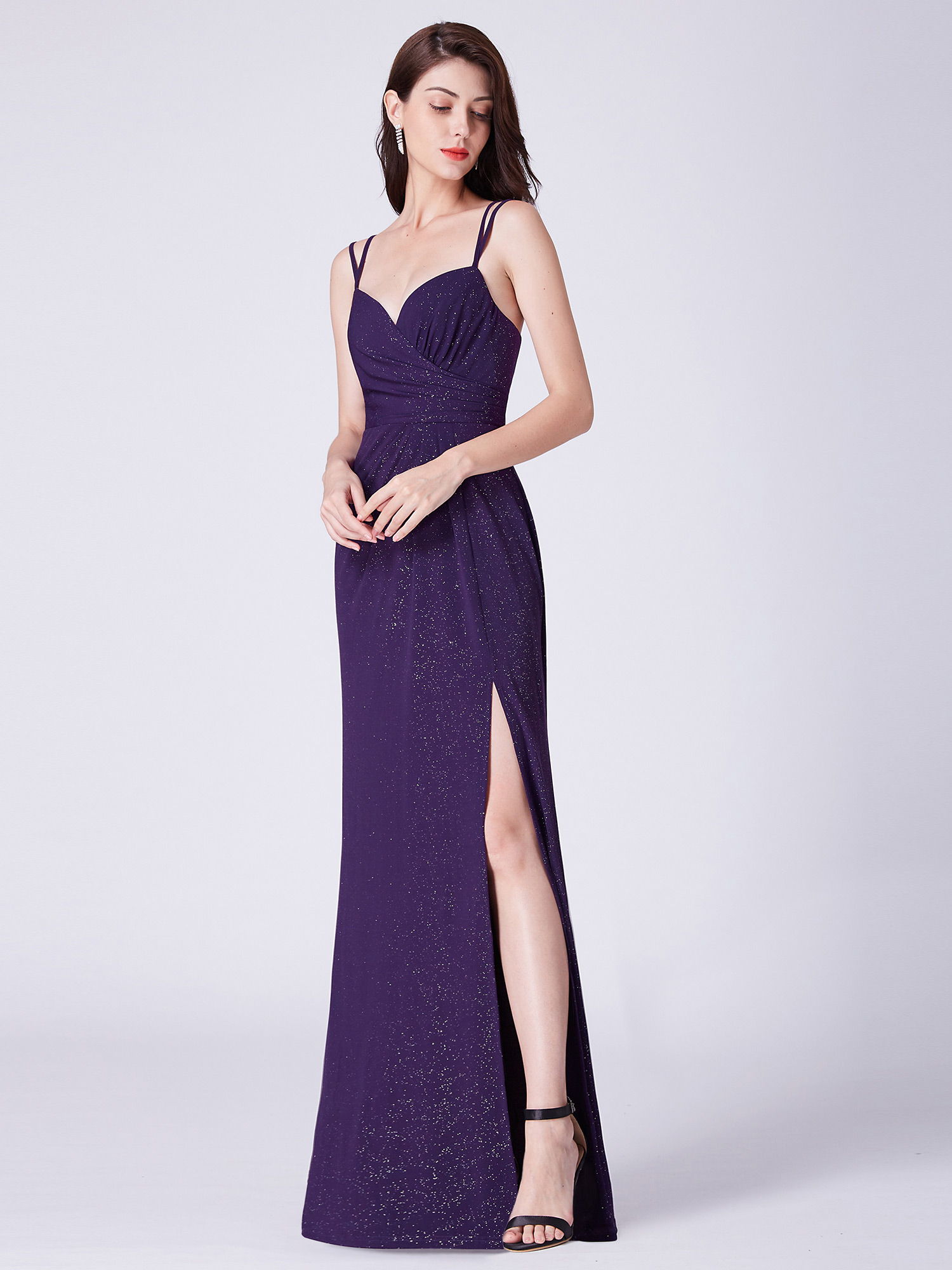 Ever-Pretty-US-Split-Homecoming-Formal-Evening-Party-Dresses-Cocktail-Prom-Gown thumbnail 11