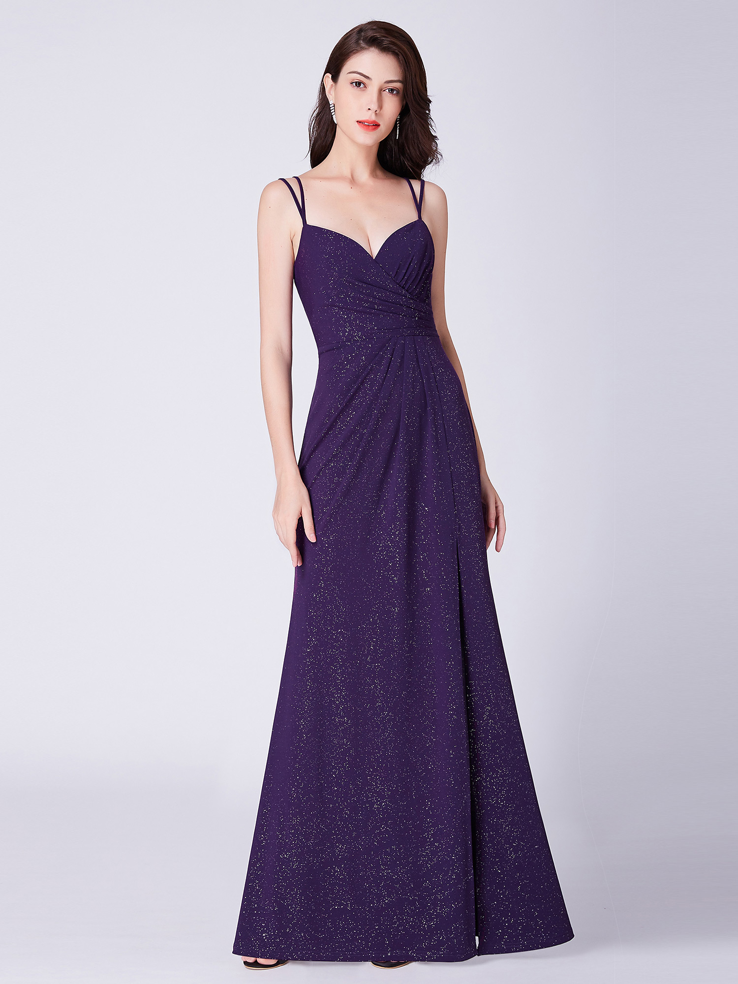 Ever-Pretty-US-Split-Homecoming-Formal-Evening-Party-Dresses-Cocktail-Prom-Gown thumbnail 12