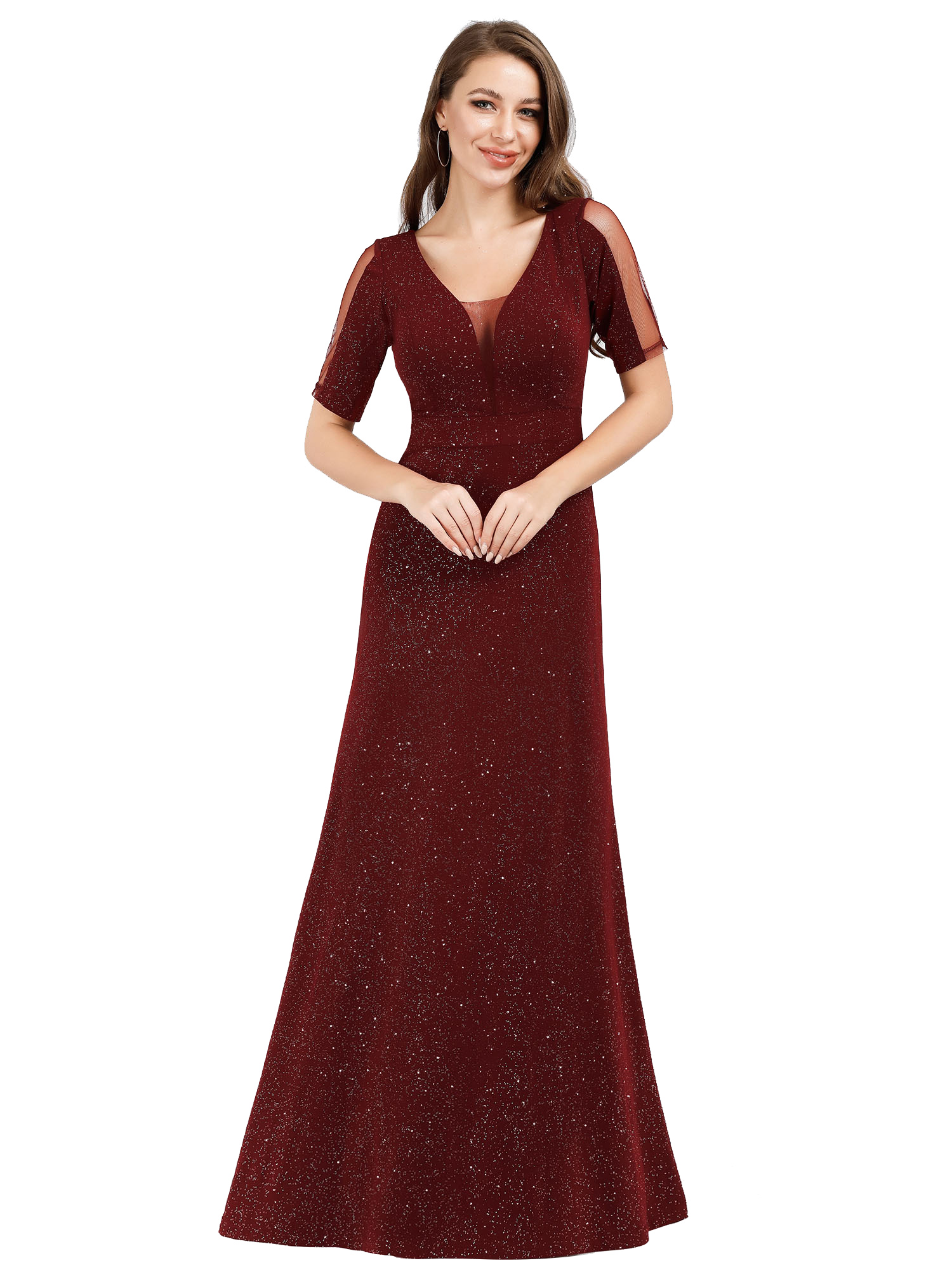 Ever-pretty-Sexy-Long-Mother-Of-Bride-Prom-Gowns-Formal-Evening-Party-Dresses thumbnail 4