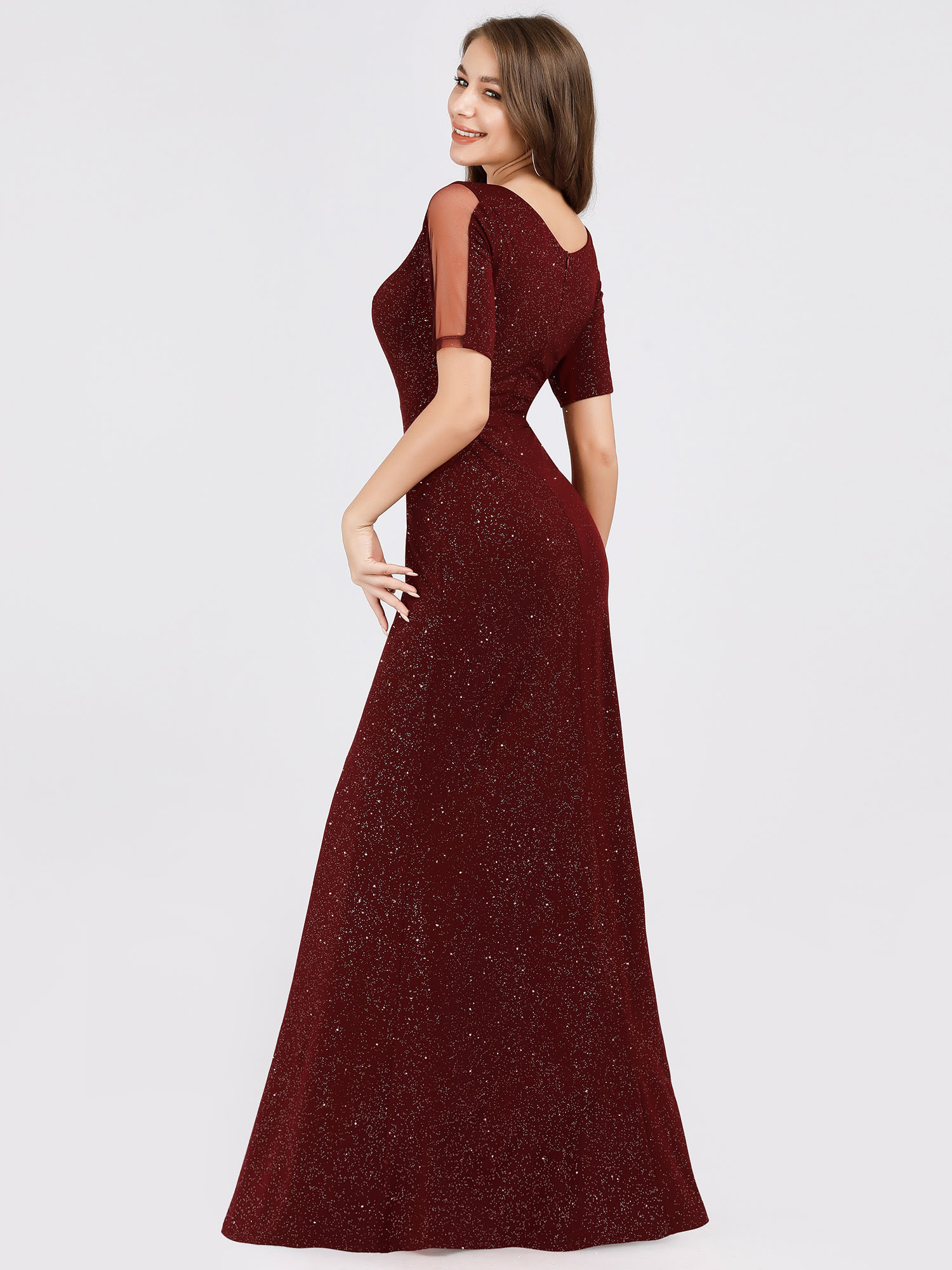 Ever-pretty-Sexy-Long-Mother-Of-Bride-Prom-Gowns-Formal-Evening-Party-Dresses thumbnail 5