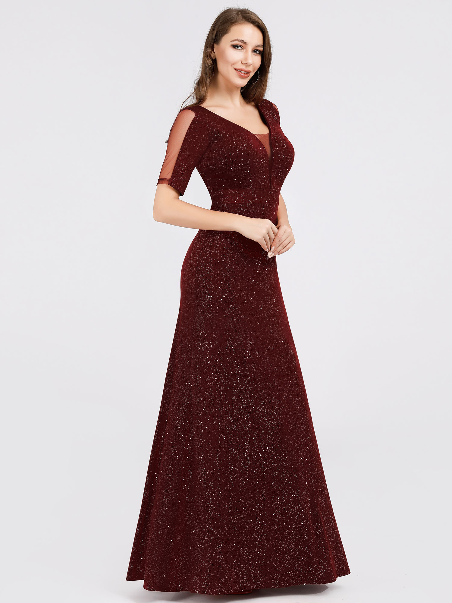 Ever-pretty-Sexy-Long-Mother-Of-Bride-Prom-Gowns-Formal-Evening-Party-Dresses thumbnail 6