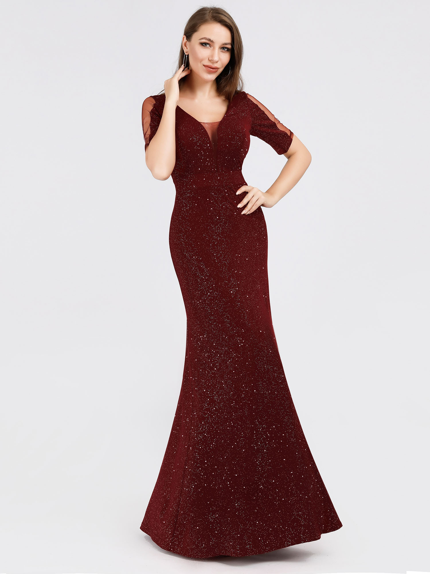 Ever-pretty-Sexy-Long-Mother-Of-Bride-Prom-Gowns-Formal-Evening-Party-Dresses thumbnail 7