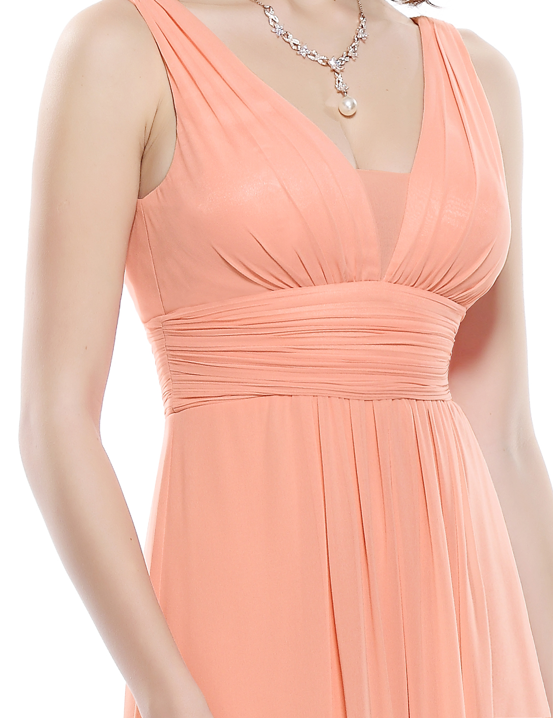Ever-Pretty-US-Plus-Long-Bridesmaid-Dresses-Chiffon-V-Neck-Formal-Dresses-08110 thumbnail 37