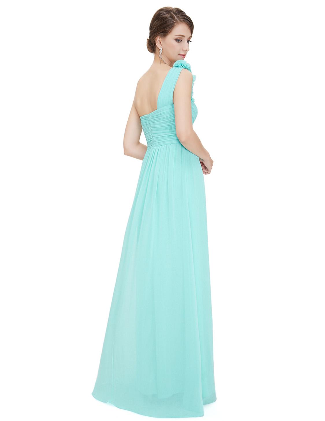 Ever-Pretty-US-Long-Bridesmaid-Dresses-One-Shoulder-Evening-Party-Dresses-08237 thumbnail 14