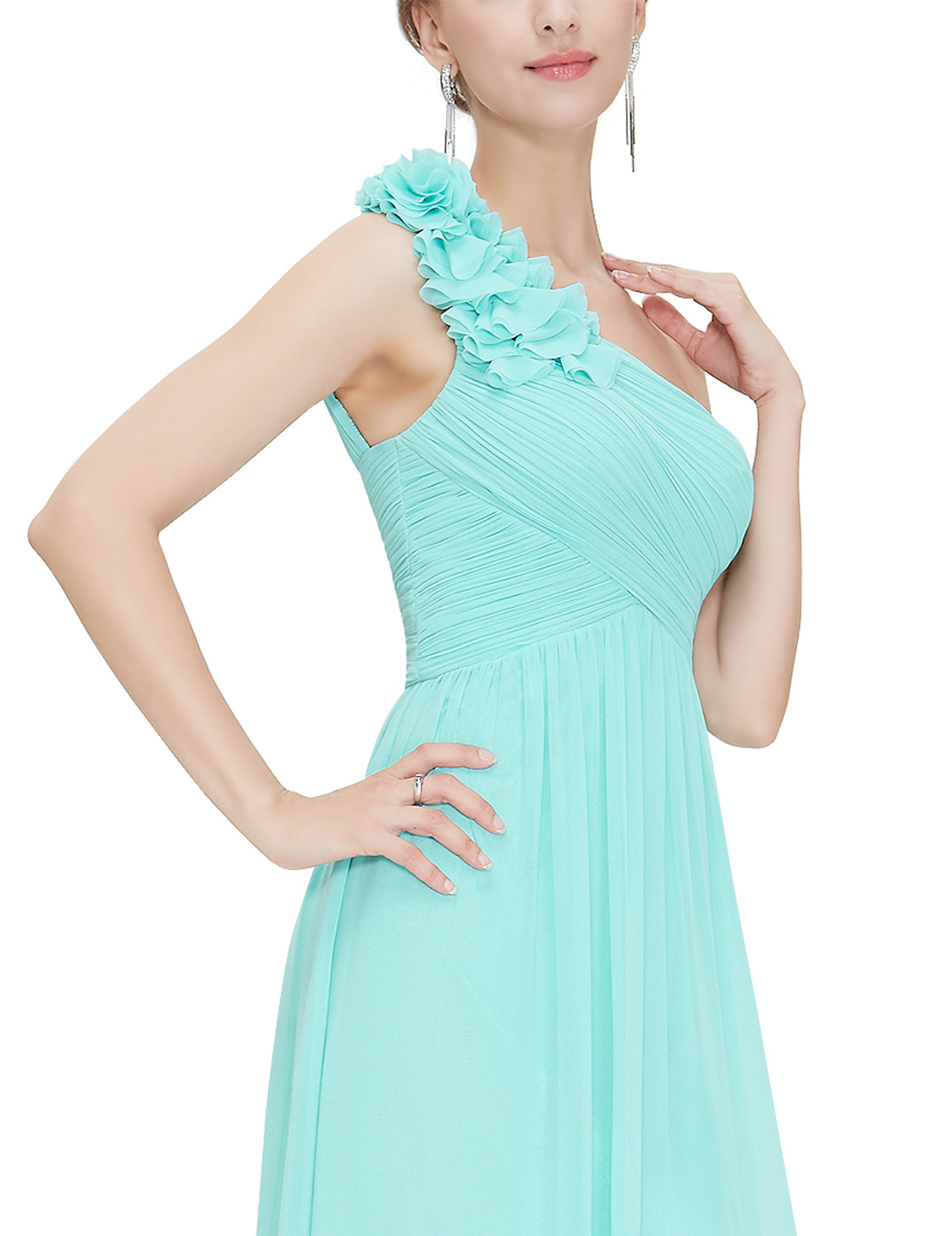 Ever-Pretty-US-Long-Bridesmaid-Dresses-One-Shoulder-Evening-Party-Dresses-08237 thumbnail 15