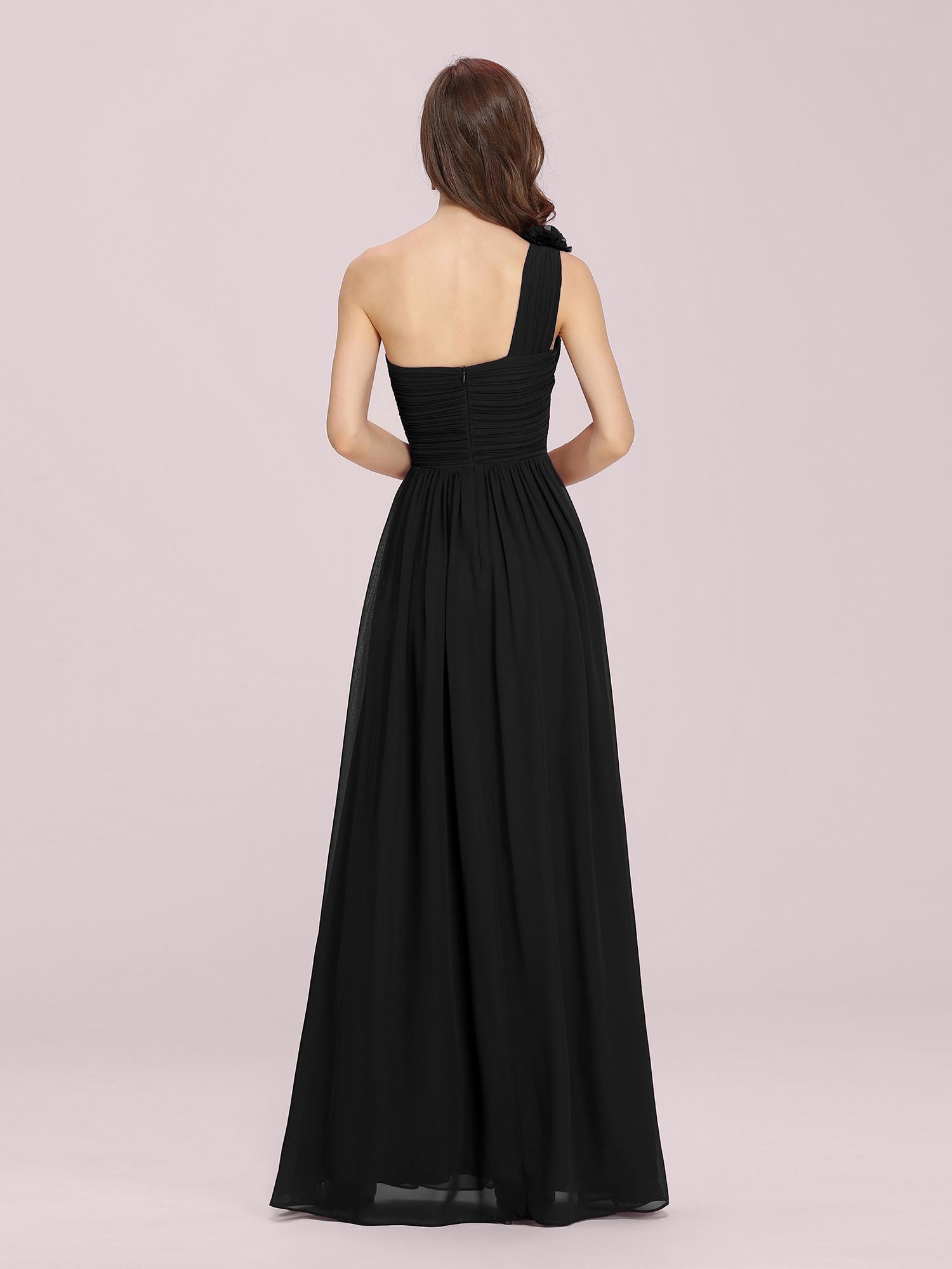 Ever-Pretty-US-Long-Bridesmaid-Dresses-One-Shoulder-Evening-Party-Dresses-08237 thumbnail 20