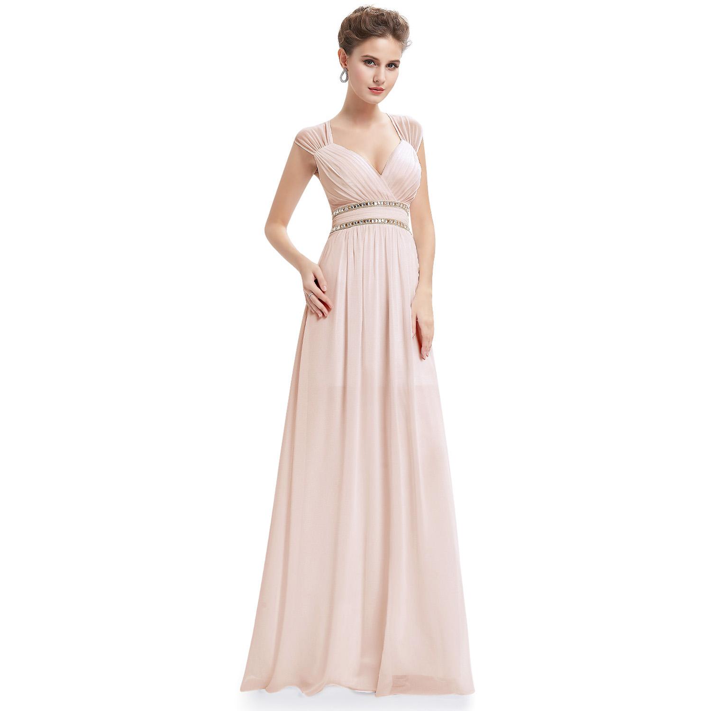 Evening prom dress beaded wedding formal bridesmaid party gown 08697 evening prom dress beaded wedding formal bridesmaid party ombrellifo Images