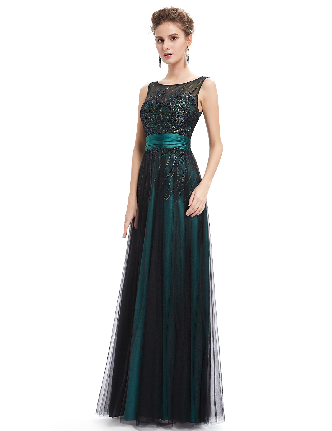 Ever Pretty New Long Bridesmaid Dresses Wedding Formal