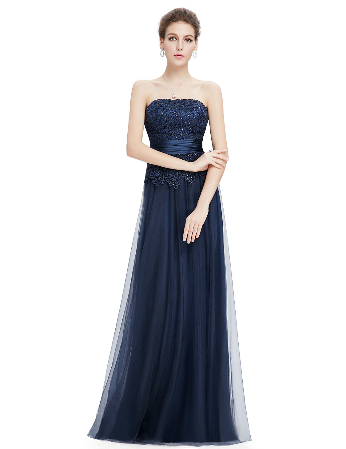 Ever pretty maxi long evening formal party bridesmaid prom for Ever pretty wedding dresses