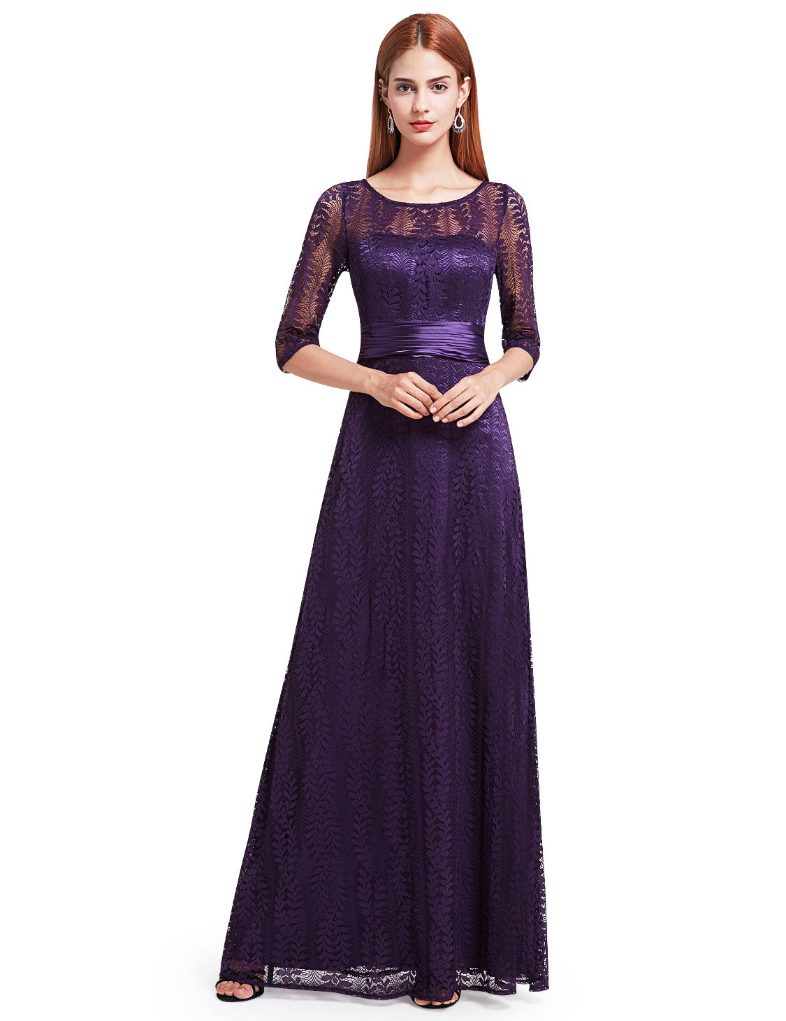 Ever-Pretty-Long-Bridesmaid-Dress-Lace-Formal-Evening-Cocktail-Prom-Dress-08878
