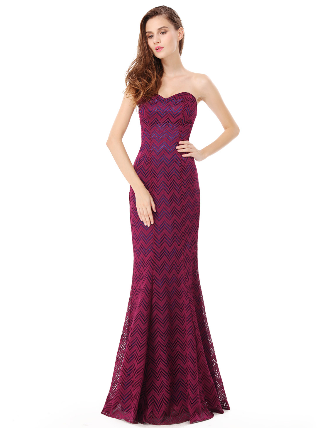Long-Strapless-Mermaid-Women-Evening-Party-Dresses-Formal-Ball-Prom-Gown-08937