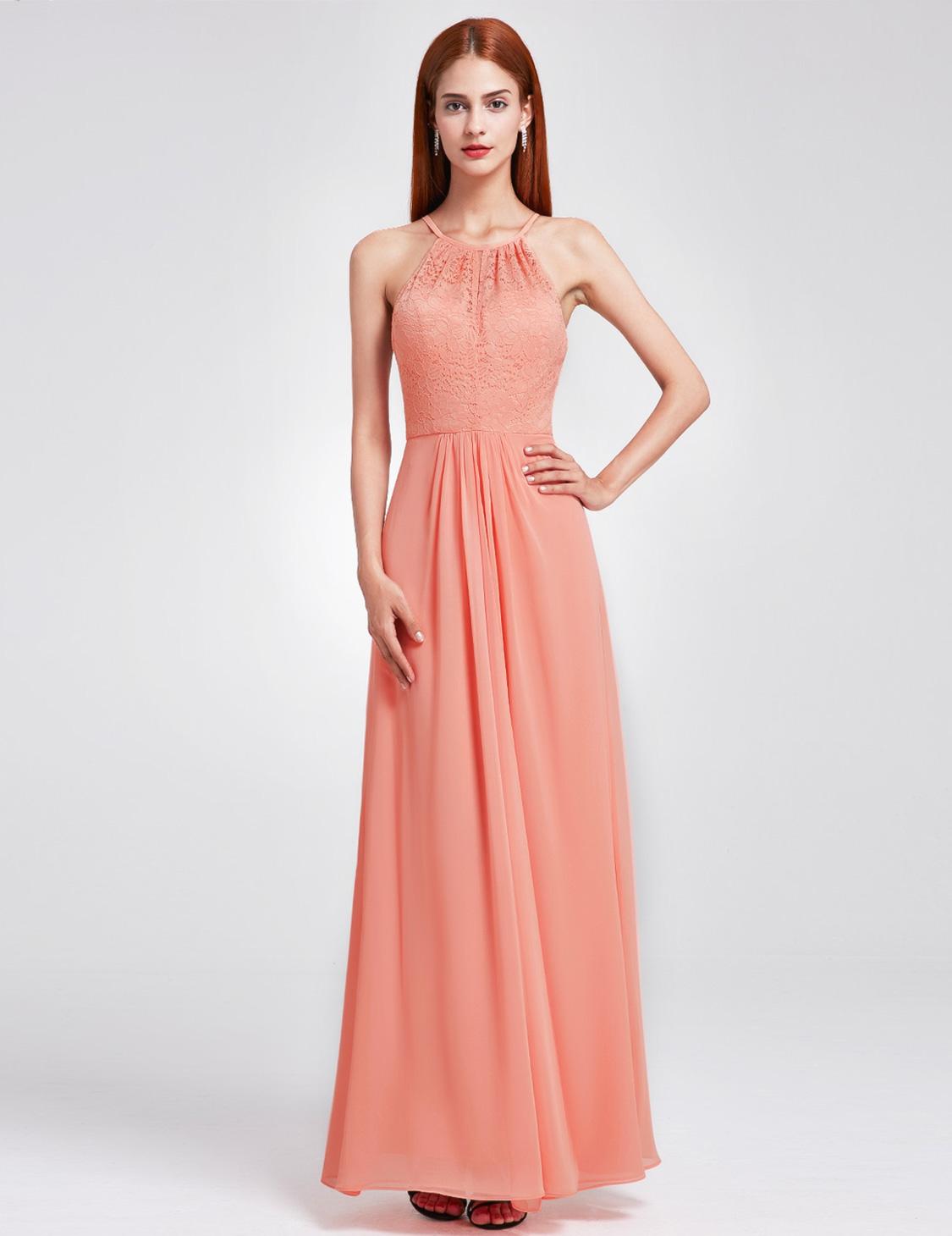 Ever-Pretty Long Bridesmaid Dresses Prom Ball Gown Evening Dress 08982 | EBay
