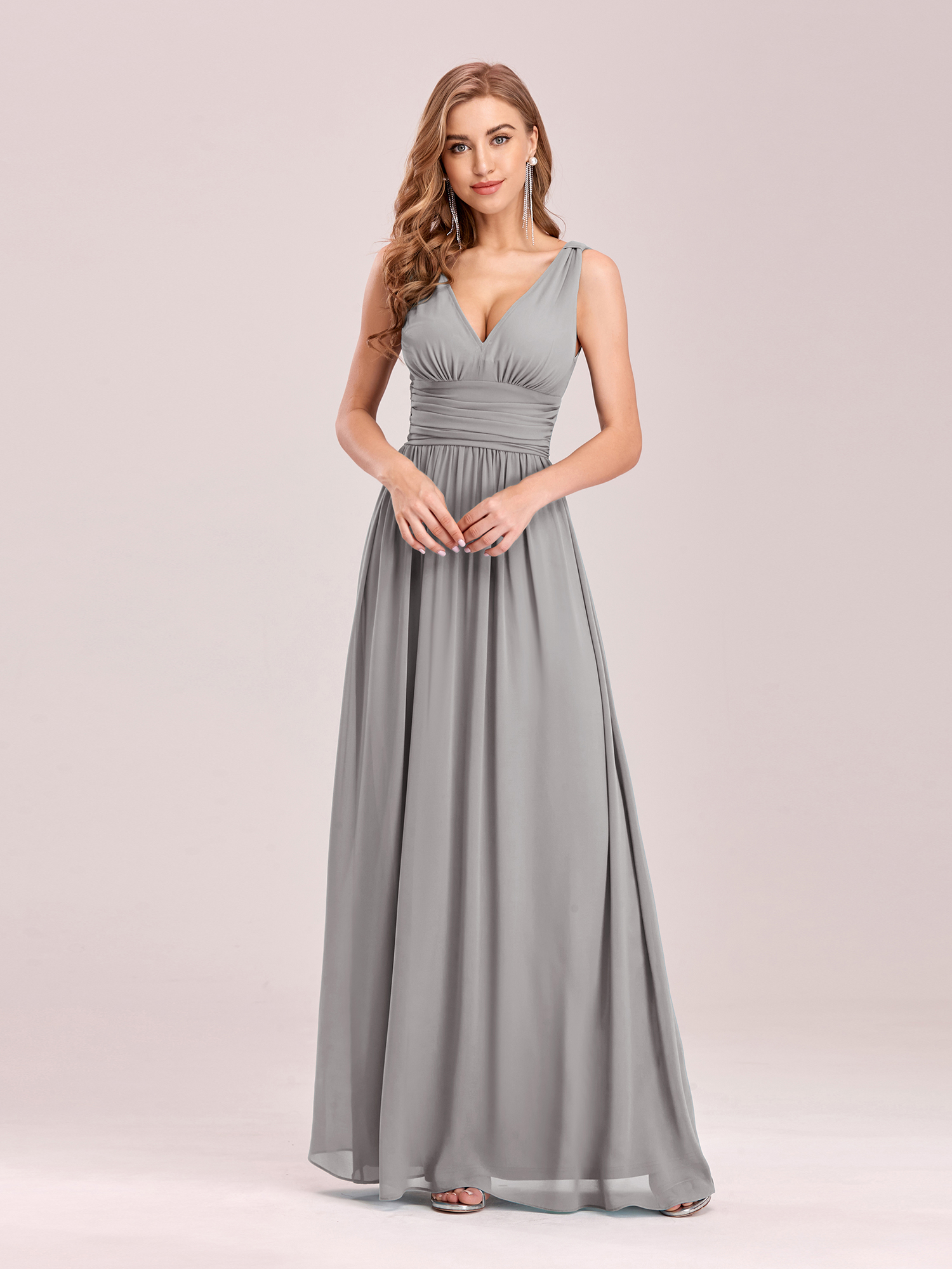 Ever pretty evening formal dresses long bridesmaid party for Formal summer dresses for weddings
