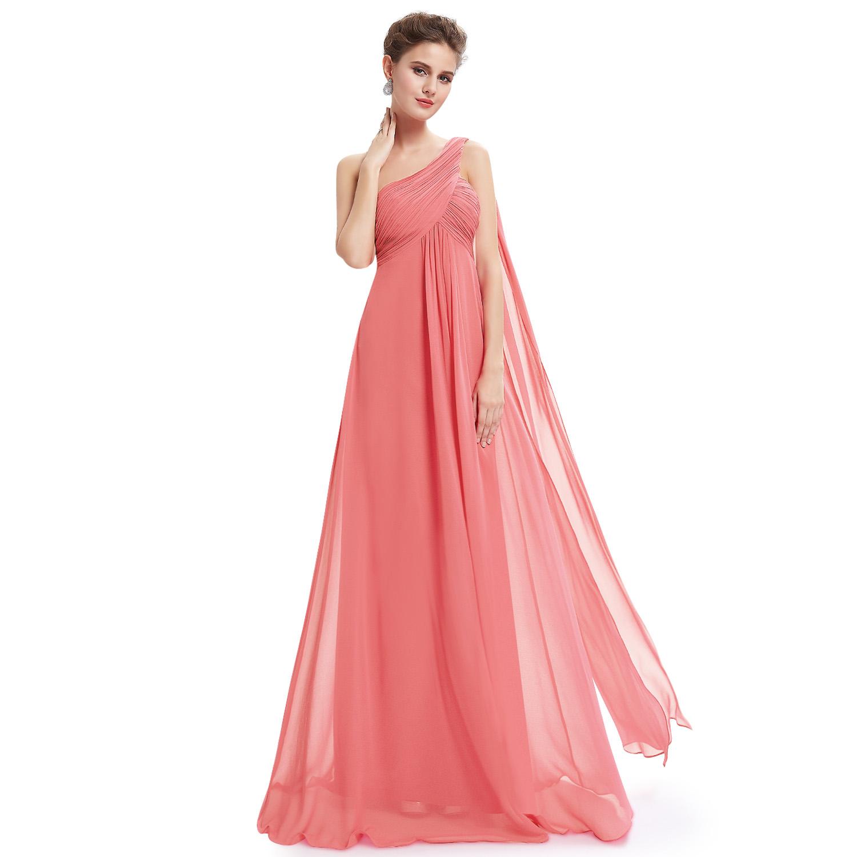 Ever pretty one shoulder evening dresses wedding guest for Ever pretty wedding dresses