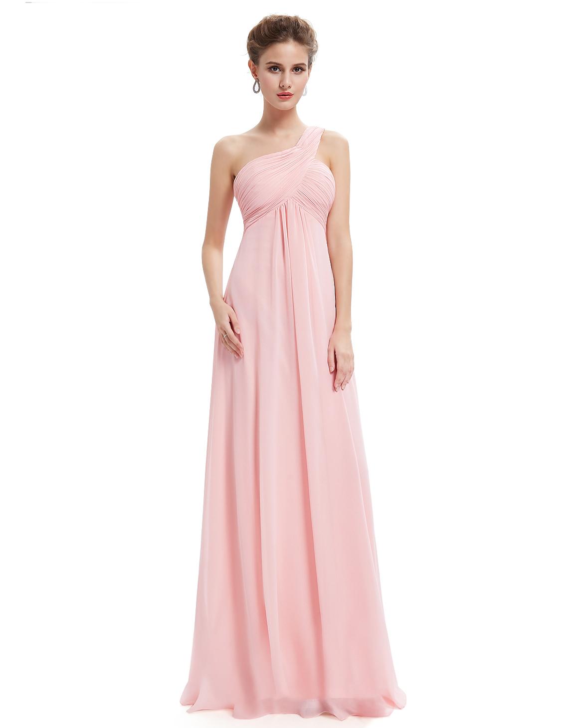 Ever-Pretty-Bridesmaid-Dresses-Chiffon-Ribbon-Long-Formal-Cocktail-Party-Dress thumbnail 20