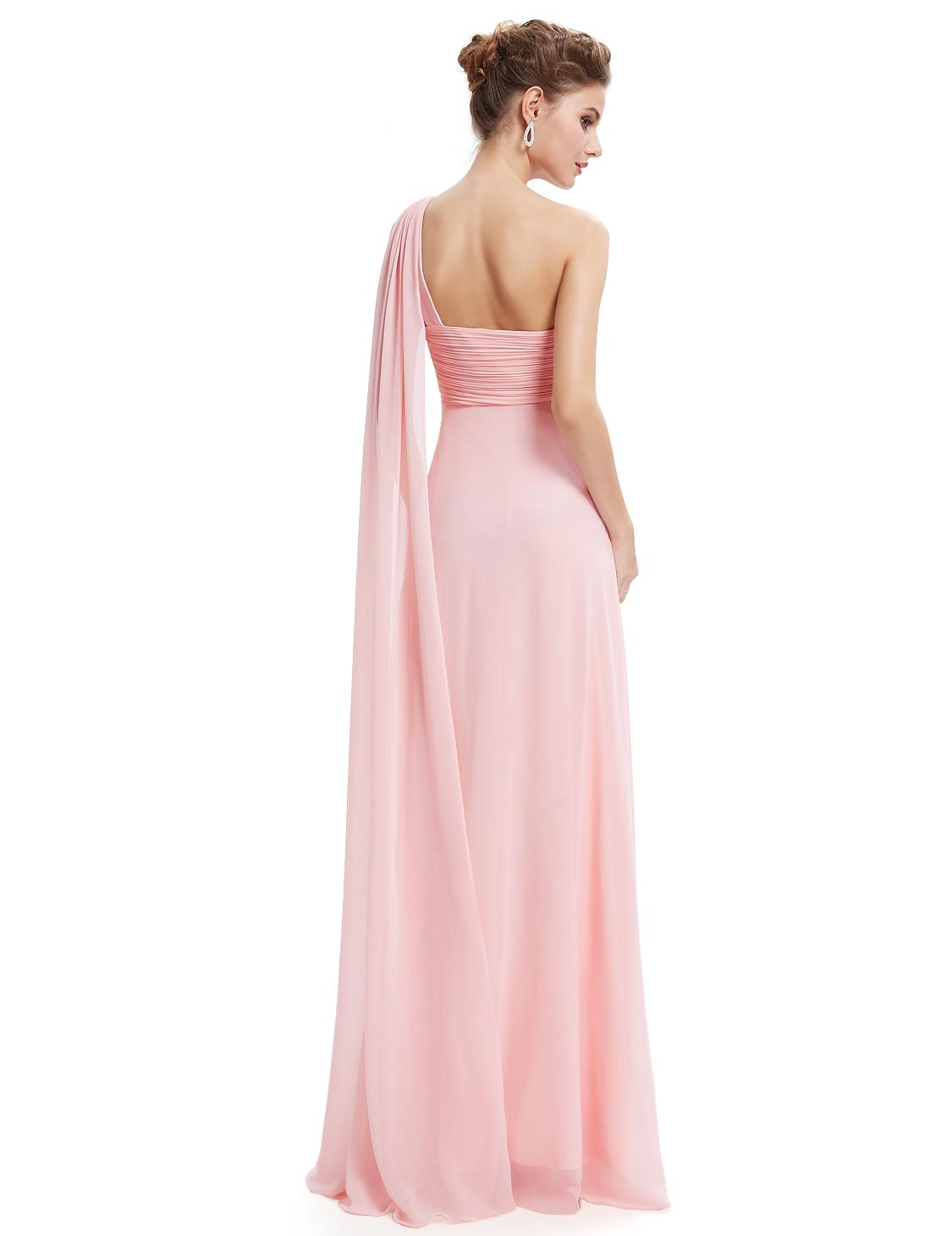 Ever-Pretty-Bridesmaid-Dresses-Chiffon-Ribbon-Long-Formal-Cocktail-Party-Dress thumbnail 21
