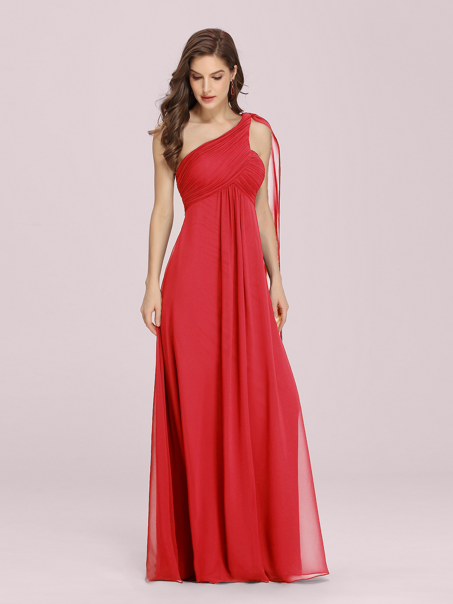 Ever-Pretty-Bridesmaid-Dresses-Chiffon-Ribbon-Long-Formal-Cocktail-Party-Dress thumbnail 30