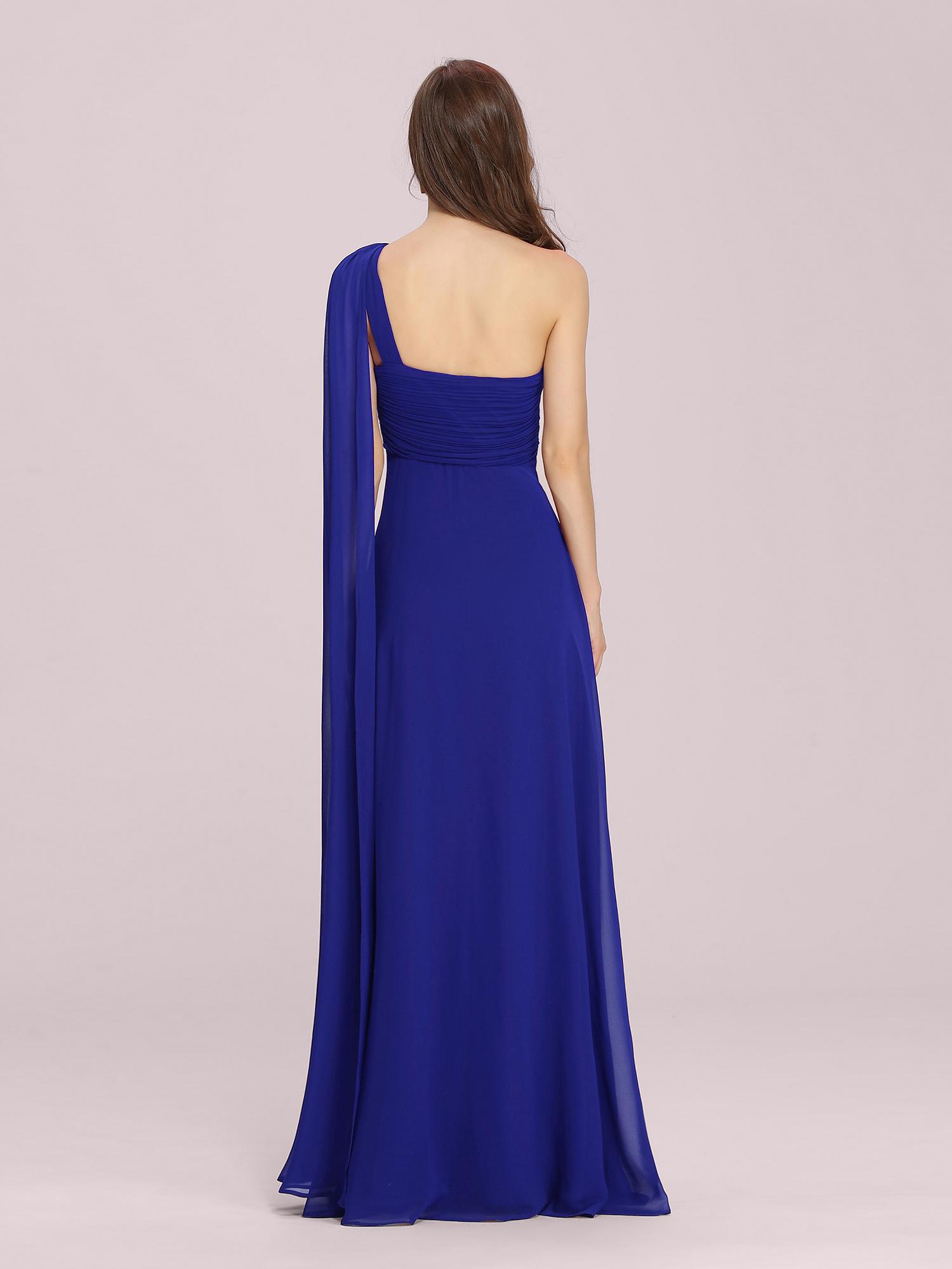 Ever Pretty Women Dark Purple Evening Bridesmaid Formal