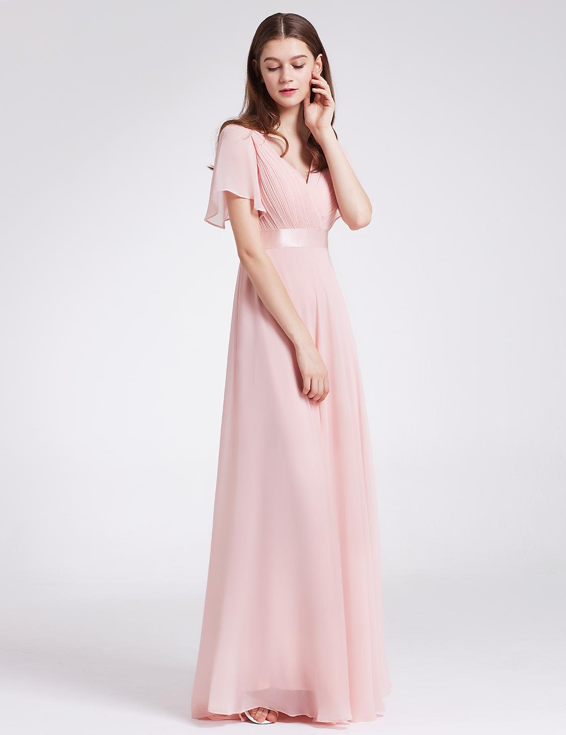 Ever-pretty-UK-Women-Pink-Chiffon-Evening-Gowns-Bridesmaid-Wedding-Dresses-09890
