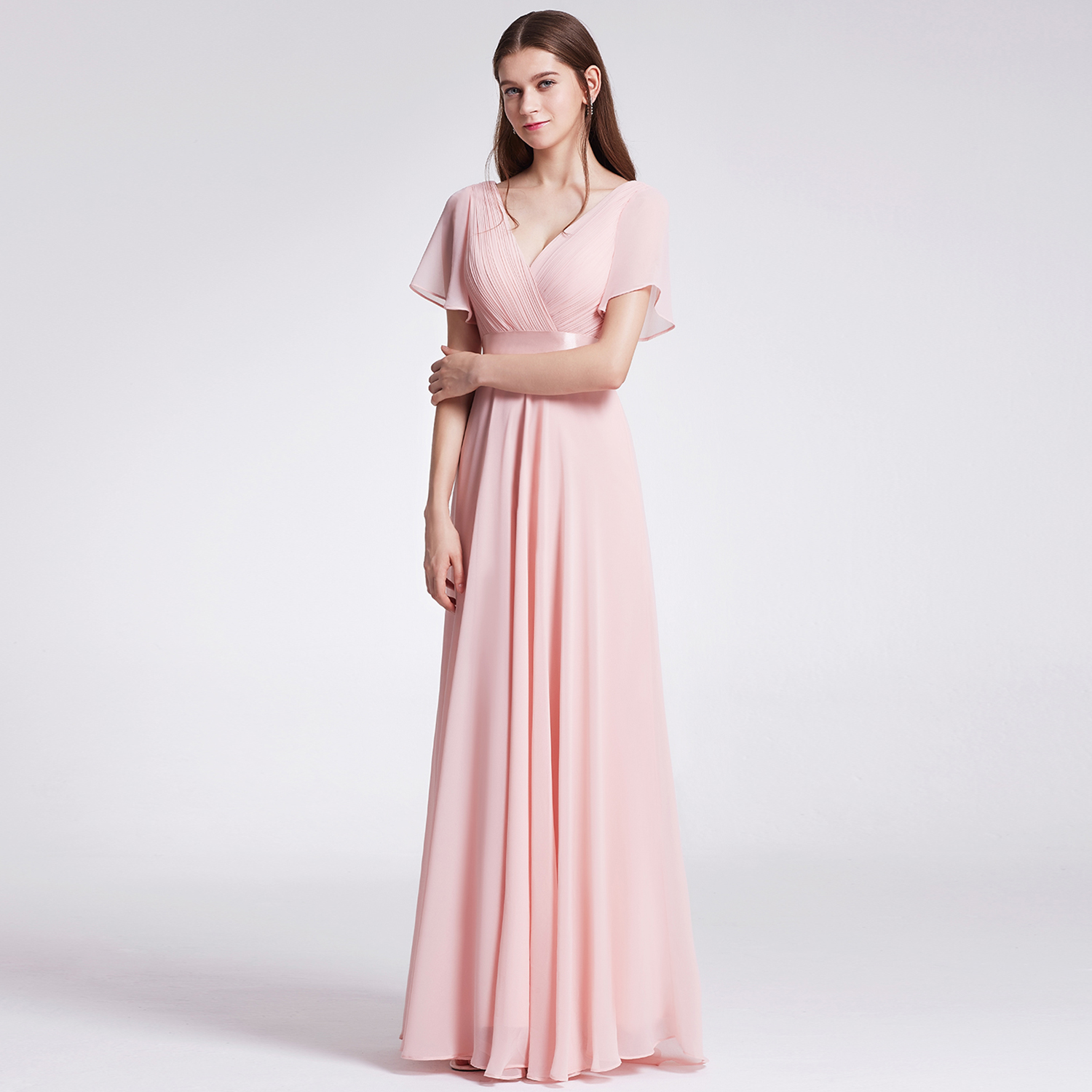 Women maxi long bridesmaid dress formal evening cocktail party picture 13 of 19 ombrellifo Images