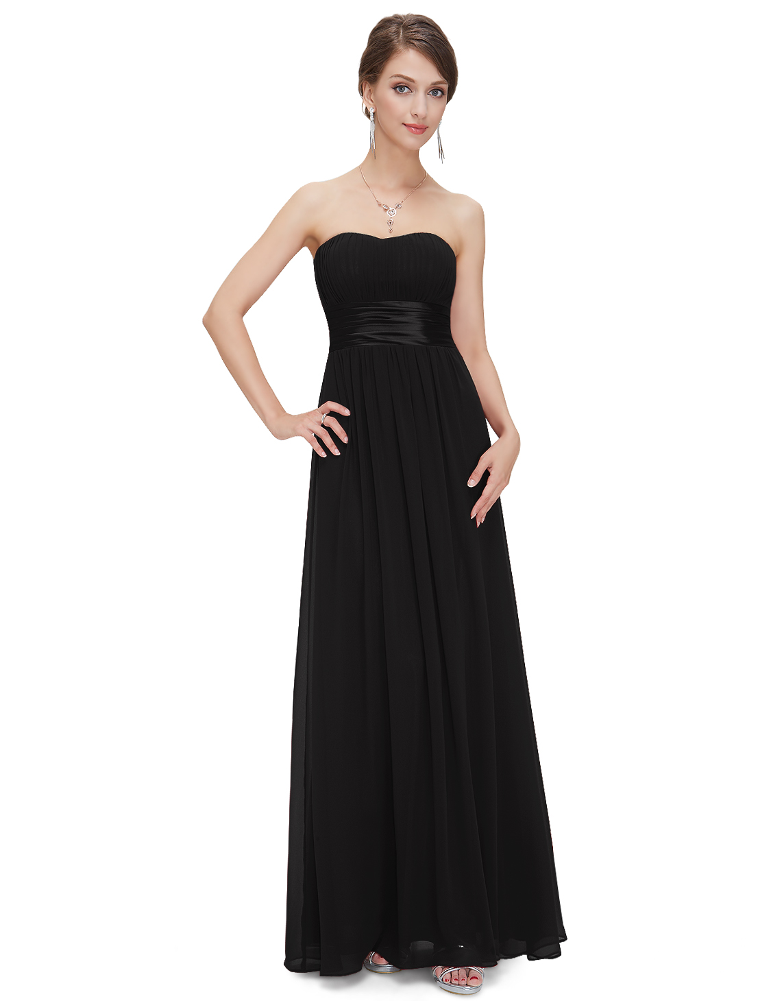 Ever-pretty-Black-Strapless-Long-Prom-Gown-Formal-Evening-Party-Dresses-09955