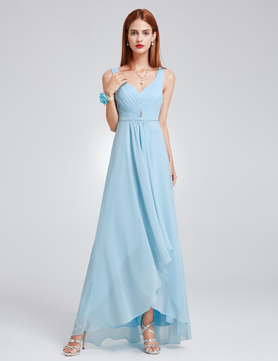 US Women\'s High-low Bridesmaid Party Dresses Homecoming Dress 09983 ...