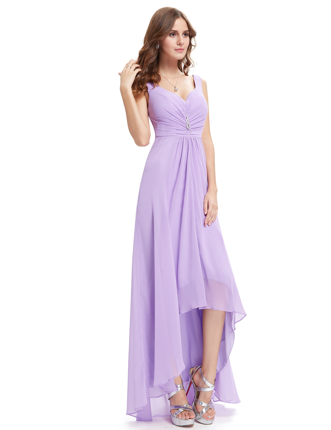 High-low Bridesmaid Dresses Formal Evening Cocktail Party Gown Ever ...