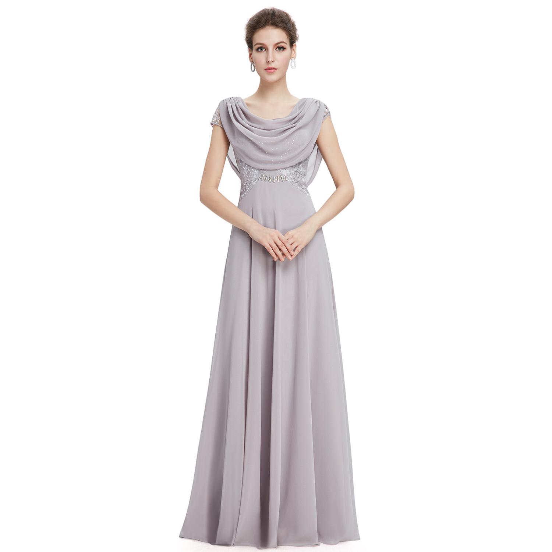 Elegant Mother Bride Dresses: Womens Cowl Neck Mother Of The Bride Dresses Formal