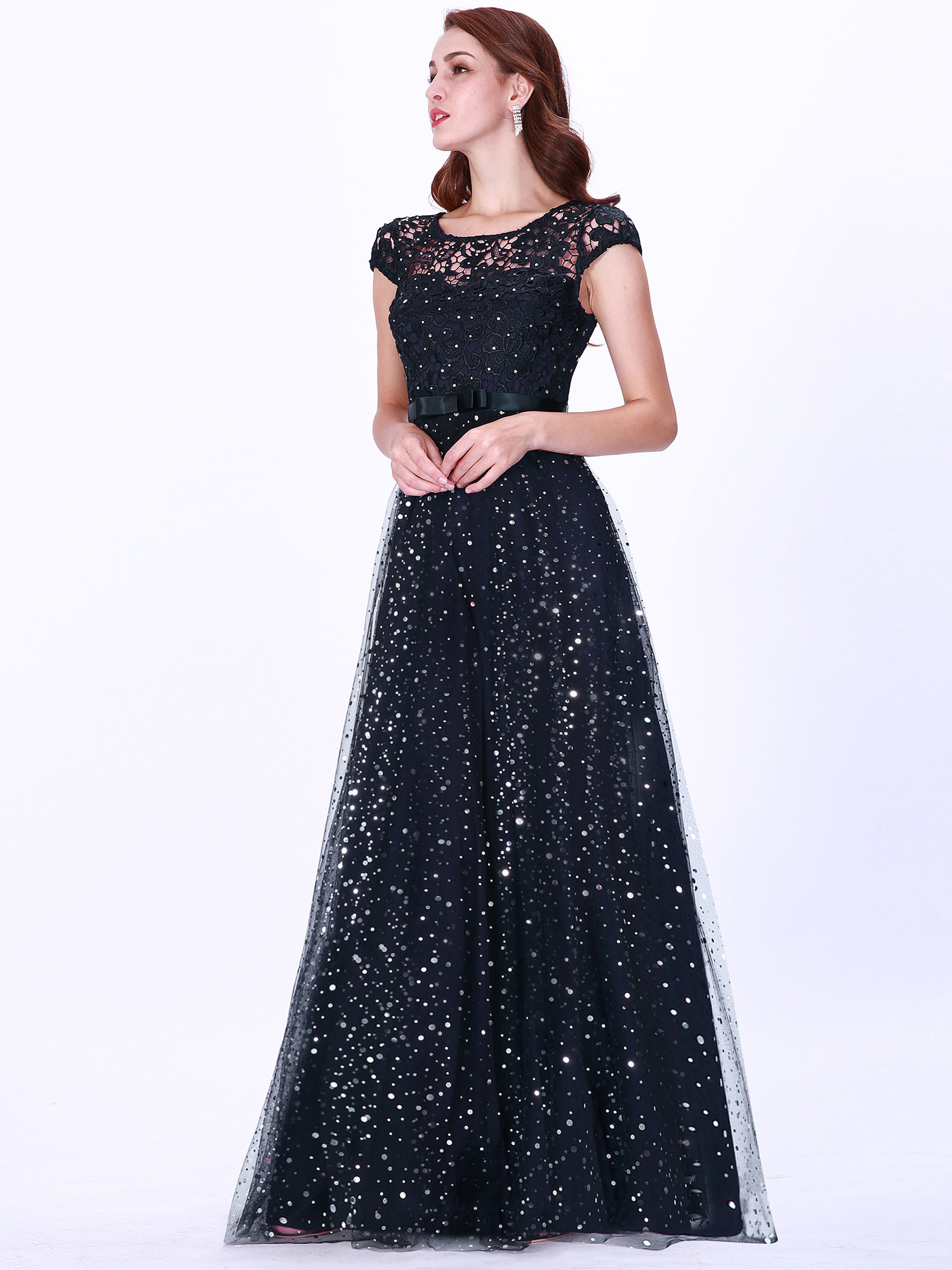 Ever-pretty-US-Formal-A-line-Cocktail-Party-Dresses-Homecoming-Evening-Prom-Gown thumbnail 5