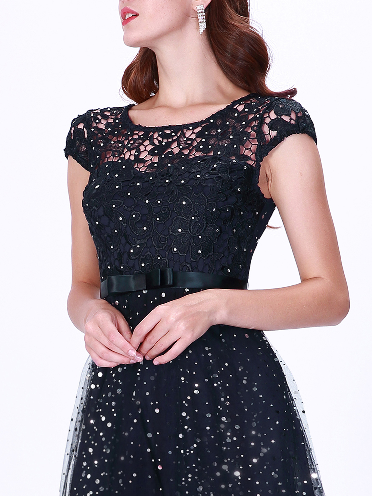 Ever-pretty-US-Formal-A-line-Cocktail-Party-Dresses-Homecoming-Evening-Prom-Gown thumbnail 7