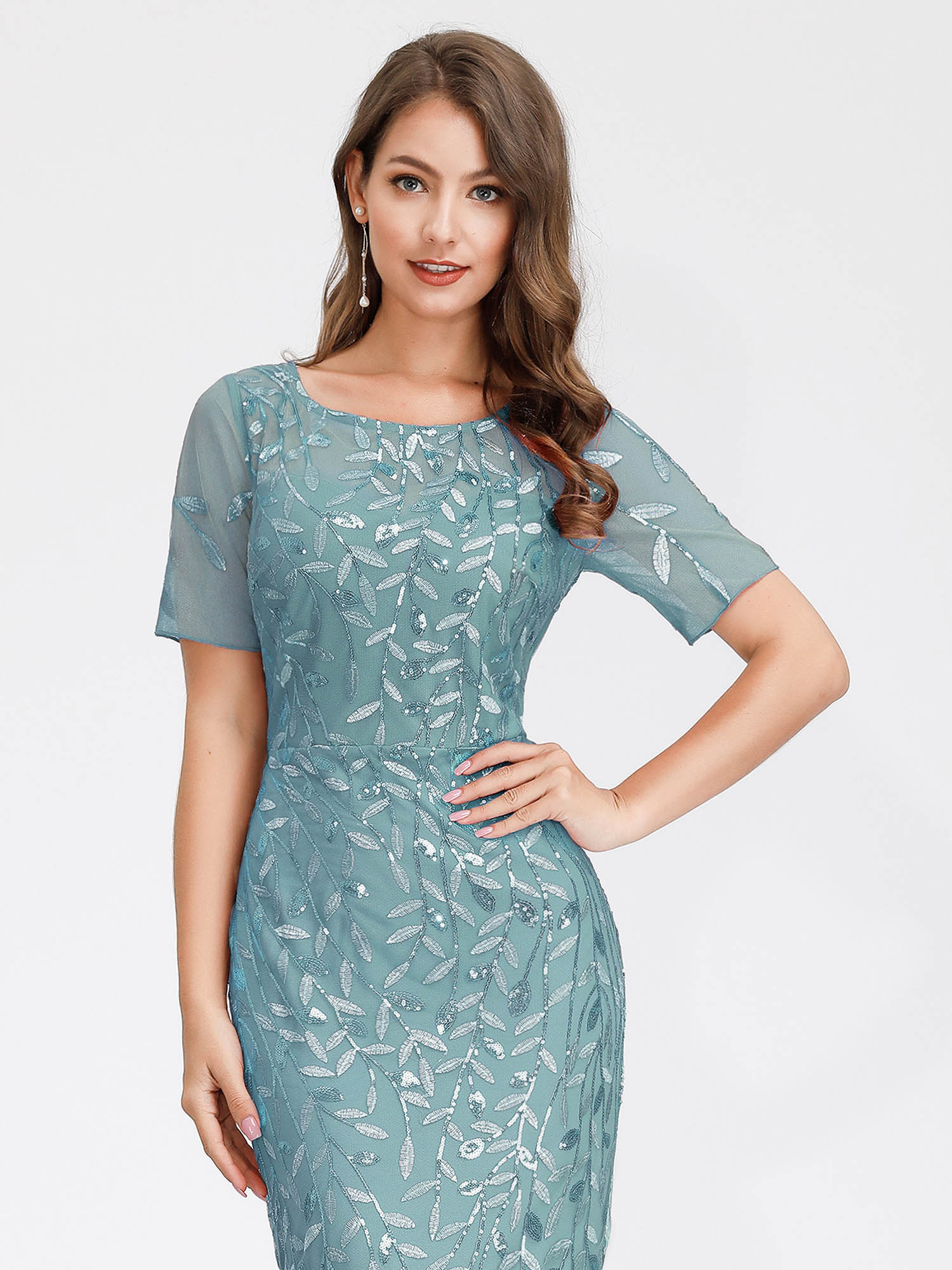 Ever-pretty-US-Mermaid-Evening-Party-Dresses-Formal-Cocktail-Celebrity-Prom-Gown thumbnail 8