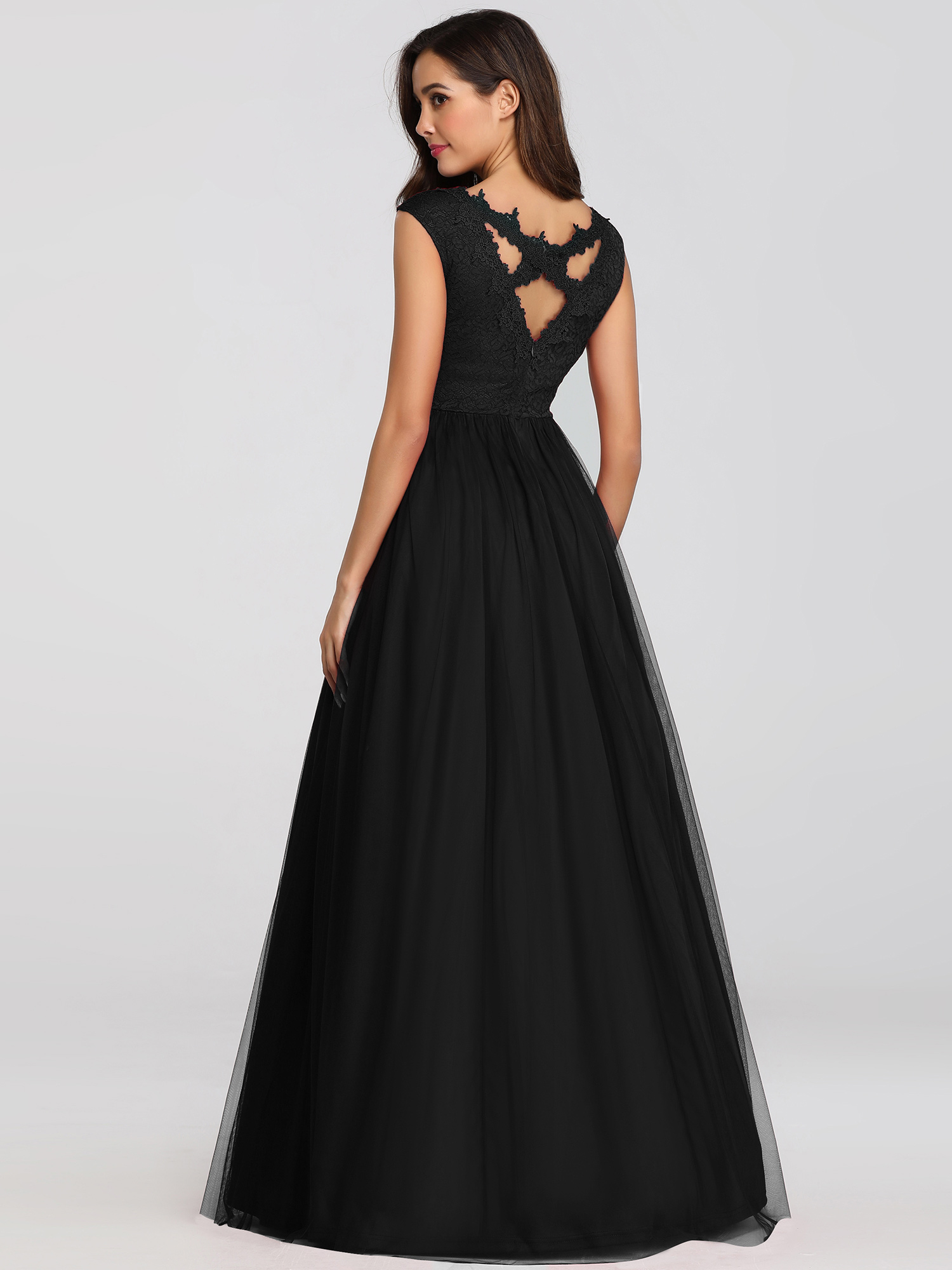 US Ever-pretty Long Red Formal Evening Party Dresses Cocktail Prom Gowns 08110