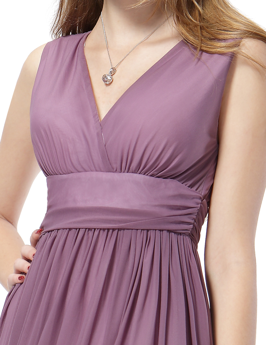 Women\'s V-neck Formal Cocktail Party Dresses Casual Dresses 0279B ...