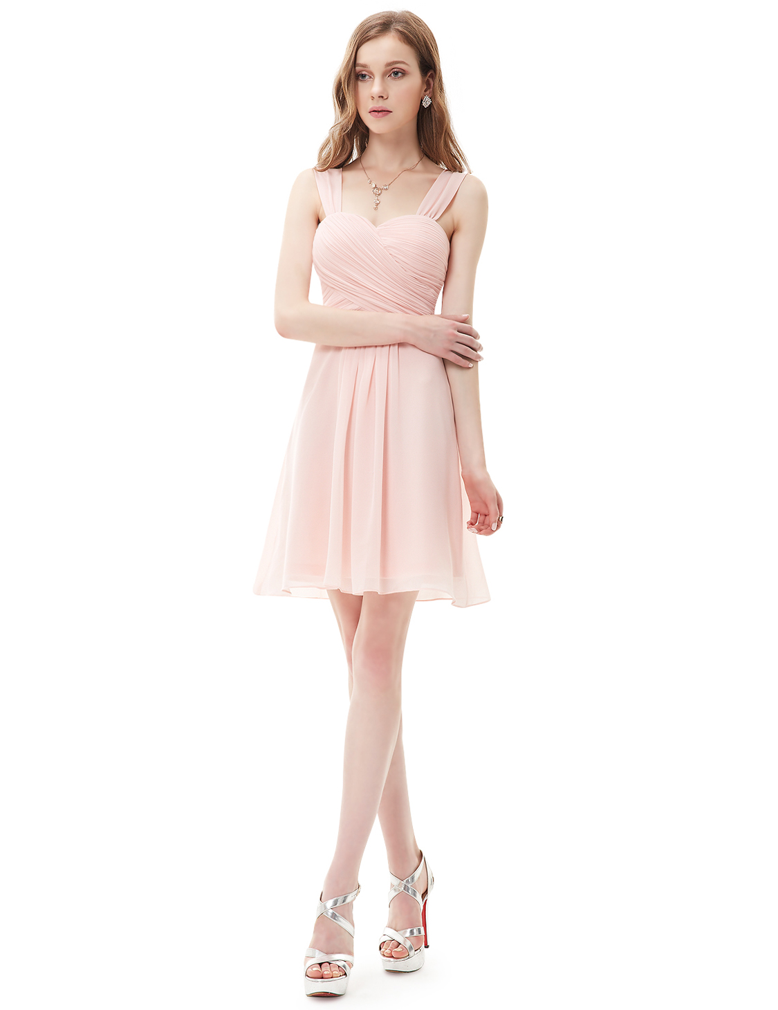 Sexy Short Cocktail Bridesmaid Dress Formal Prom Party Dress 03539 Ever Pretty | EBay