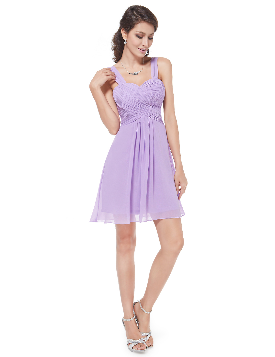 Cute Short Bridesmaid Party Dresses Homecoming Party Dresses 03539 ...