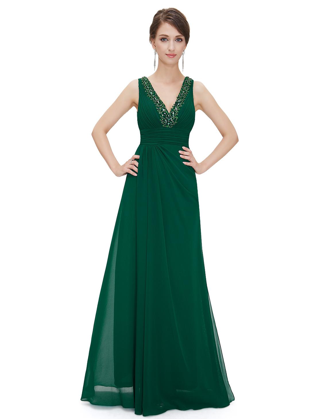 Ever Pretty Women s Purple Long Bridesmaid Evening Dress